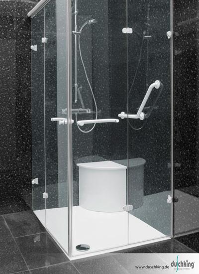 Dusche Barrierefrei Umbauen : Barrierefrei termaro